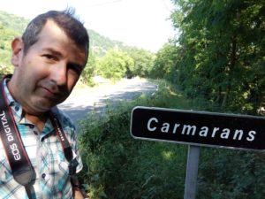 Village de Carmarans, pequeño pueblo del Aveyron que le da origen a mi apellido